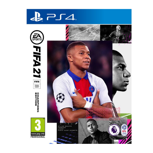 [INN03005] Juego Sony FIFA 21 Champions Edition Ps4